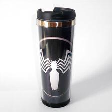 Mug Coffee Cup Venom Badge Creative Water Milk Tea Travel Cup for Adults 400ML