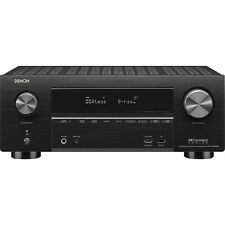 Denon AVR-X3500H 7.2 Channel 4K AV Receiver with 3D Audio   Home Theater System