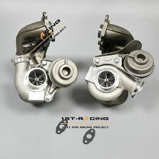 650HP Billet 6+6 16T Stage 2 Twin Turbos BMW 335i 535i 535xi 3.0L N54 Zyl 1-6