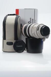 Canon EF 100-400mm f4.5-5.6 L IS USM Lens 100-400/4.5-5.6 #986