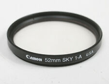 CANON SKY 1-A 52MM FILTER/165119