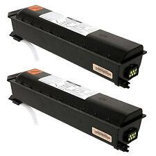 2 Pk Black Toner Cartridge Toshiba E STUDIO 205 203 167 166 165 163 T-1640 T1640