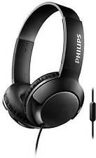 Philips Shl3075bk bajo auriculares externos con Micrófono