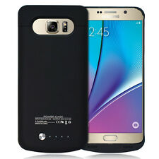 Rechargeable Battery Charging Case For Samsung Galaxy Note5 SM-N920T T-Mobile