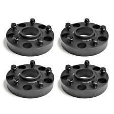 (4) 30mm Lug Centric Bolt on 5-130 Wheel Spacers fit Mercedes Benz G Class W463