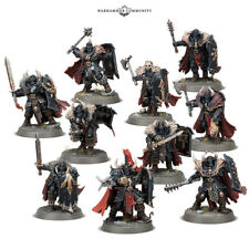 Warhammer Chaos - Chaos warriors (x10) - slaves to darkness 2020