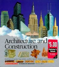 Architecture and Construction: Building Pyramids, Log Cabins, Castles, Igloos,