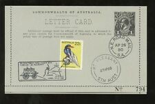 Space Used Australian Stamps