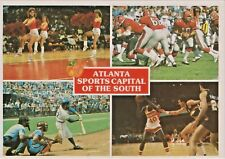 Atlanta Sports Capital of the South Baseball, Football, Basketball, Cheerleaders
