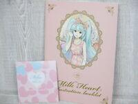 MIKU HATSUNE Wears MILK HEART Art Set w/CD Book Lolita 2014 Ltd