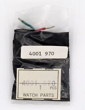 Vintage Seiko Electric Module Circuit 4001 970 For Quartz Movement
