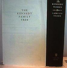 KENNEDY WOMEN Leamer 1994  FIRST EDITION HC +  KENNEDY FAMILY TREE  Great PICS