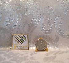 USA ROADRUNNER U.S. Olympic Festival Rainbow Foods 1990 Hat Lapel Pin Badge