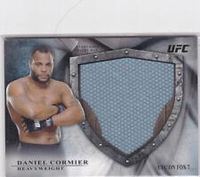UFC MMA Daniel Cormier Authentic Relic card