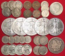 * ELITE U.S. COIN COLLECTION BULLION LOT Gold 1 OZ .999 SILVER EAGLE 100+ Coins!