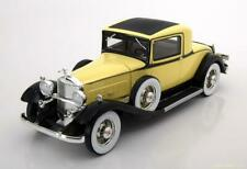 1:18 BoS Packard 902 Standard Eight Coupe lightyellow/black