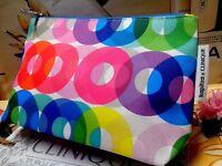 Clinique Marimekko limitd edition Cosmetic Bag *As Photo~MULTICOLOR~*☾H/20% OUT☽