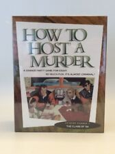 How to Host a Murder: The Class of '54 Dinner Party Game Brand New Episode 7