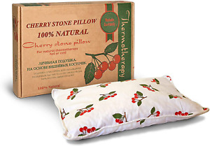 Top Med Ets Organic Cherry Stone Pillow Hot Or Cold