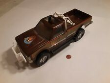 Ertl THE FALL GUY GMC 1/16 1:16 Scale Large Die Cast Metal Colt Truck Vintage