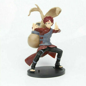 "Anime Naruto Shippuden Kazekage Gaara Statue 8"" Figurine Action Figure Toy"