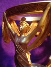 Majestic Goddess 100mm Crystal Ball stand