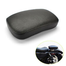 Pillow Sofa 6Suction Cup Passenger Pad Seat for Harley Dyna Sportster Motorcycle