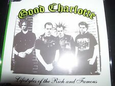Good Charlotte Lifestyles Of The Rich And Famous Australian Promo CD Single