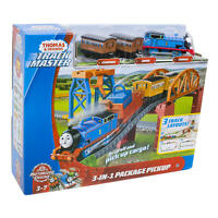 Thomas & Friends GPD88 Train Track Fisher-Price 3-in-1 Package Pickup Gift Kids