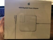 GENUINE OEM Apple 45W MagSafe Power Adapter for MacBook Air - Still Wrapped.