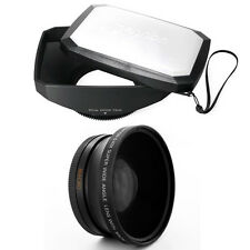 72mm 16:9 Wide Hood,Wide Angle Lens for Nikon D700, D60,D70,D70s,D40,D40x, D200