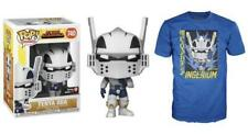 Funko Pop! MHA TENYA IIDA POP & TSHIRT Small GameStop BOX NEW & IN STOCK UK