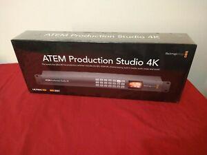 Blackmagic ATEM Production Studio 4K