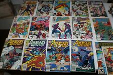 Lot of West Coast Avengers Comics 1 3 6 11 12 15 26 27 28 61 62 64 68 69 83 96