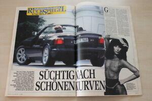 Auto Bild 12239) BMW Z1 mit 170PS in einer seltenen Vorstellung auf 4 Seiten