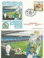 13 SEPT 1995 BLACKBURN ROVERS v SP MOSCOW CHAMPIONS LEAGUE DAWN FOOTBALL COVER