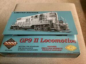 GP9 II Locomotive Proto 2000 Series HO Scale Limited Edition