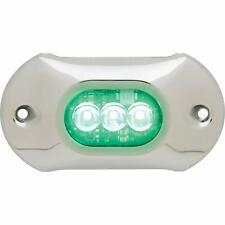 """attwood 65Uw03G-7 Underwater Light Led 3"""" Green"""