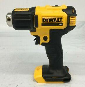 DEWALT DCE530B 20V Max Heat Gun Tool Only, LN, M