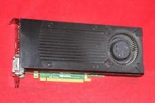 Dell GeForce GTX 660, 1.5 GB GDDR5. (CN-02CHCY) PCI Express x16 Graphics Card.