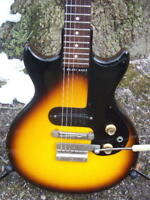 Gibson MELODY MAKER Double Cutaway 1964 Vintage 3/4 Guitar FREE SHIPPING!