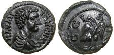 SUPERB ROMAN PROVINCIAL COIN, CARACALLA,  AE18 of SERCICA, Thrace. VERY RARE+++