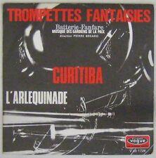 Batterie Fanfare Gardiens de la Paix 45 tours 1970