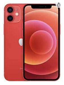 Apple iPhone 12 Mini 128 GB (Red)