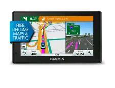 TRAVELBAG! Garmin 50LMTHD DriveSmart GPS Free Life Time Map,Traffic Alerts