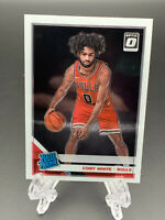 2019-20 Donruss Optic Coby White RC Bulls Rated Rookie #180 Base Rookie Card