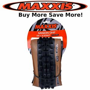 "Maxxis Minion DHF Pneu 29x2.50"" WT EXO TR."