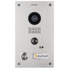 Doorbird Smart Video Türstation - in Edelstahl, Unterputz Edition D202