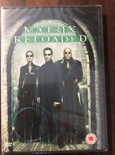 MATRIX RELOADED DVD Keanu Reeves,Carrie-Anne Moss ,Laurence Fishburne