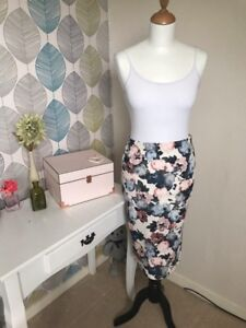 Matalan Floral 'below the knee' Skirt – Size 8